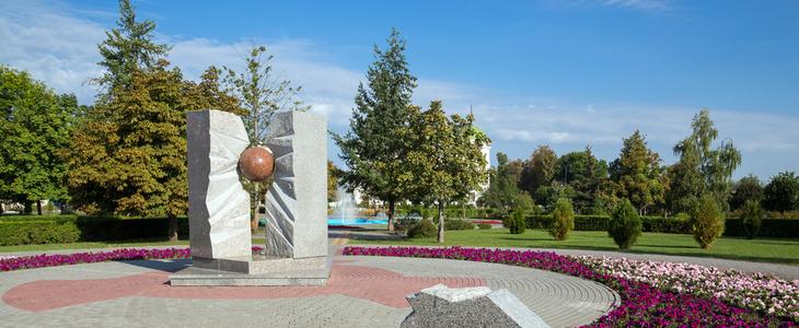 Памятники Тамбова