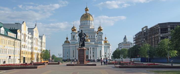 Собор святого Феодора Ушакова