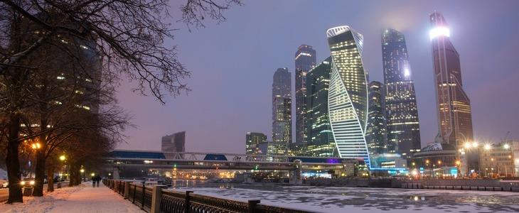 Самые романтичные места мегаполисов
