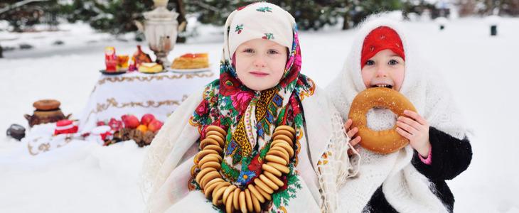 Масленица в Звенигороде